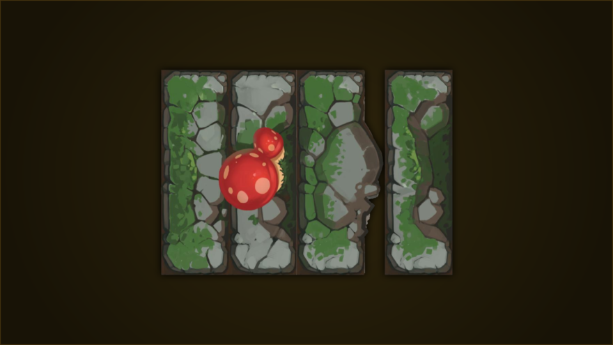 Preview of some walls from our next art set for level tiles