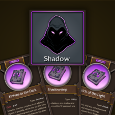 Watch How the Rogue faked out the Game Master with Shadows—the Shadow System [Video]