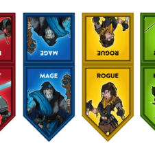 Initiative flags for the GM screen (Retired Feature)